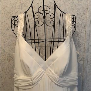 NWT David's Bridal Wedding Dress 💍